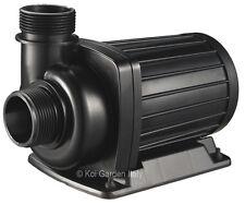 Pompa per laghetto e stagno DM 6500 consumo solo 50 watt
