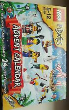 LEGO (6299) Seasonal Pirates Advent Calendar (2009) RARE!