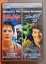 Teen Wolf & Teen Wolf Too    DVD   BRAND NEW