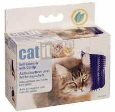 HAGEN Catit Self Groomer with Catnip CAT Self Grooming Brush