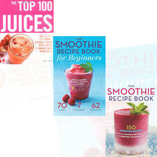 Juice Diet Smoothie Recipes Collection (The Top 100 Juices) 3 Books Set