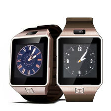 2Pcs Bluetooth Smart Wrist Watch Phone For Android Samsung HTC One M9 M8 M7 LG