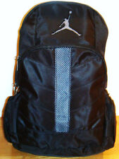 Nike Jordan Jumpman Black Backpack Bookbag Bag Laptop Bag NEW