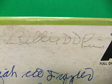 Preservation Hall Jazz Band SIGNED Jazz At II Billie & De De Pierce Jim Robinson
