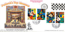 """1989 Games & Toys - Bradbury Official  with the """"Chess Board"""" Slogan"""