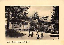 4895) SILA (REGIO CALABRIA) GRANDE ALBERGO DELLE FATE. ANIMATA. VG NEL 1951.