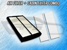 AIR FILTER CABIN FILTER COMBO FOR 1998 1999 2000 2001 HONDA ACCORD - 2.3L ONLY