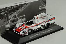 Porsche 936 Martini # 20 24H le Mans Winner Ickx / Lennep 1976 1:43 Museum Spark