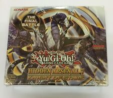 Yu-Gi-Oh! Hidden Arsenal 7 Booster Box TCG English Edition BNIB Daigusto Emeral?