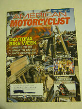 March 2006 American Motorcyclist Magazine, Daytona Bike Week (BD-31)