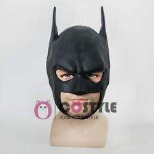 Adult Mens Batman Dark Knight Rises Mask Cosplay Props Offiziersbursche Maske