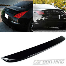 Painted Color #KH3 For Nissan 350Z Z33 Convertible OE Trunk Spoiler 03+