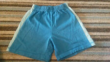 boys shorts age 3 years blue shorts elasticated waist vertbaudet
