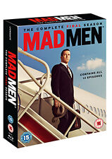 MAD MEN COMPLETE SEASON 7 - DVD - REGION 2 UK