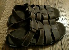 Timberland Brown Leather Sandals Size 11M