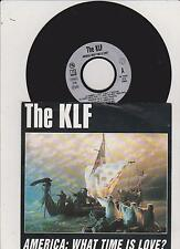 "7 ""KLF: America: what Time is Love?"
