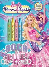 Rock and Rule (Barbie) (Color Plus Chunky Crayons)