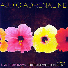 Live from Hawaii: The Farewell Concert  CD + DVD  2007 by Audio Adren Ex-library