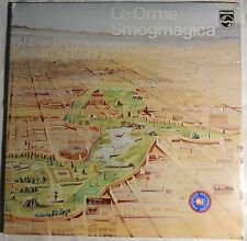 Le Orme ‎– Smogmagica (1975, Italy) Philips ‎– 6323 041 Vinyl LP NEW **SEALED**
