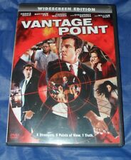 VANTAGE POINT   *DVD 2008*   PG-13   *LIKE NEW CONDITION*