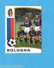 PANINI CALCIATORI 1990/91-Figurina n.41- SQUADRA SX - BOLOGNA -Recuperata