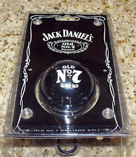 "JACK DANIELS OLD No 7 BRAND PROFESSIONAL BILLIARD CUE BALL 2""1/4"