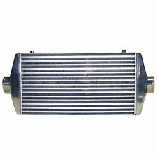 "CXRacing Universal 3"" Center Inlet & Outlet Turbo Intercooler 29x11x3"