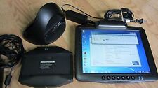 DT Research Tablet DT312 XL Intel 1.6GHz 2GB RAM 60GB SSD rugged touch windows 7