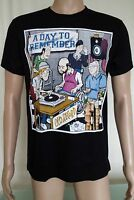 A Day To Remember Rock T-shirt Sizes S,M,L,XL