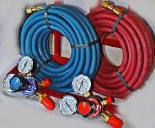 Parweld / Weldcraft Oxy / Acetylene Gas Welding Set (10 metre Hoses)