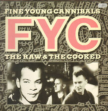 FINE YOUNG CANNIBALS - The Raw & The Cooked - London