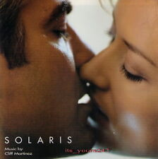 Solaris - Soundtrack Score [2002] | Cliff Martinez | CD