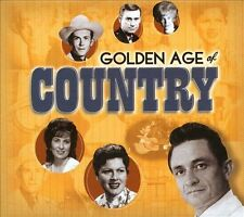 Time Life - THE GOLDEN AGE OF COUNTRY - 10 Music CD Set - 2015 Release