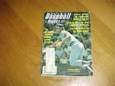 1976 Baseball Digest with George Brett Kansas City Royals Cover March