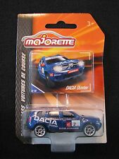 Majorette Dacia Duster 3/18 Racing Cars 1:64