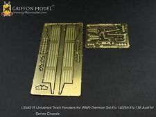 Griffon 1/35 #L35A015 Track Fenders for Sd.Kfz.140/Sd.Kfz.138 Ausf.M Chassis