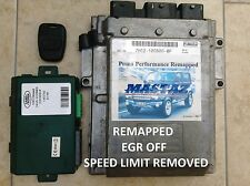 Land Rover Defender Puma 2.4 TDCI ECU with performance remap EGR + Speed Limit