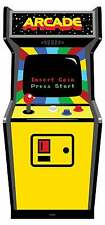 1980s Color Video Juego Arcade Lifesize Silueta De Cartón/Vertical/Figura pie