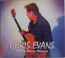 CHRIS EVANS et les SILVER STARS  - CD twist rock