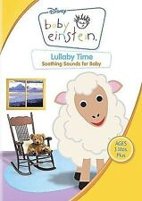 Baby Einstein: Lullaby Time (DVD, 2007) WORLD SHIP AVAIL