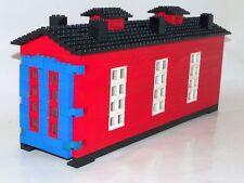 Lego Lokschuppen ferrocarril locomotora 18 x 39 cm