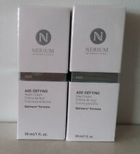 HOLIDAY SALE Nerium Optimera Age-Defying Treatment Day & Night Cream 1oz each