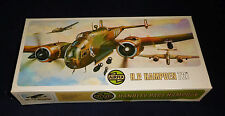 Airfix 1/72 scale Handley-Page Hampden British WWII bomber model kit