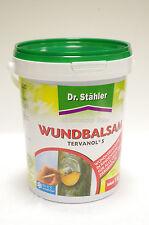 """Dr. Stähler """"Tervanol S Wundbalsam"""" 1 Kg Eimer, Wundverschluss an Bäumen"""