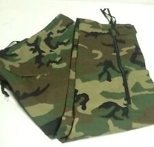 US ARMY ISSUE ECWCS WOODLAND BDU GORETEX TROUSERS SMALL REGULAR NWOT