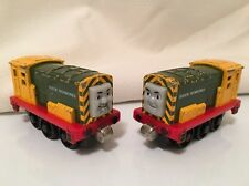 Thomas & Friends Diecast Metal Train Take Along Play - Iron Bert & Arry Engines
