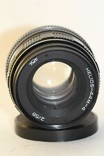 HELIOS 44M-4 2/58mm Soviet SLR Lens Pentax Zenit M42 + Adapter for Nikon N833703