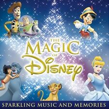 Magic Of Disney (2009, CD NEUF)2 DISC SET