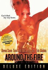 Around the Fire, Deluxe Edition DVD Tara Reid, Devon Sawa, LGBT/ FREE SHIPPING