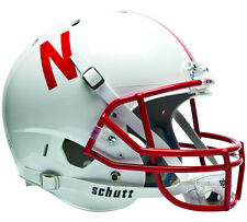 NEBRASKA CORNHUSKERS SCHUTT XP FULL SIZE REPLICA FOOTBALL HELMET